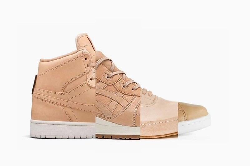 Why Sneaker Brands Need to Cool It with Vegetable Tan Leather
