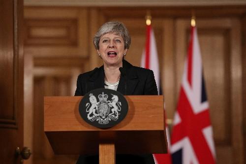 May beantragt Brexit-Aufschub - EU-Partner stellen Bedingungen
