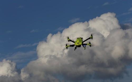 Defibrillator drones to boost cardiac arrest survival
