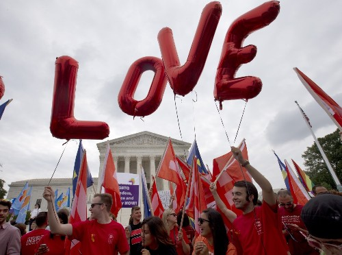 Supreme Court Rules On Same-Sex Marriage