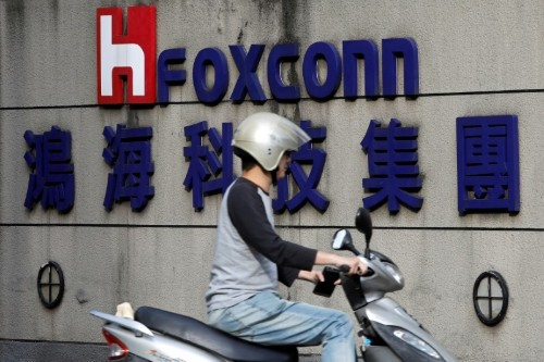 Taiwan's Foxconn readies chip boss to succeed Gou as chairman: sources