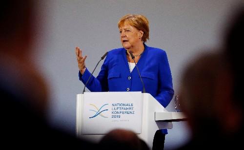 Merkel - Großbritannien verliert nach Brexit Rechte im EU-Luftfahrtmarkt
