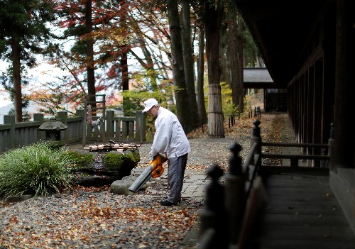 Remembrance Lake: In Japan, climate change unravels 600 years of history held dear