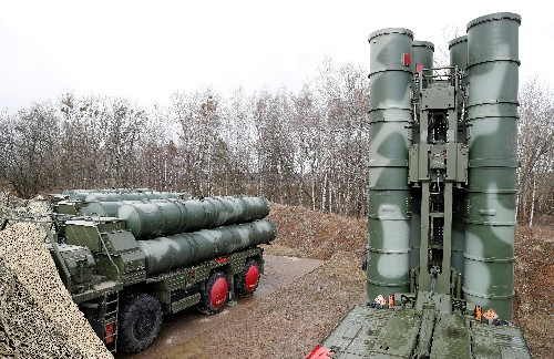 Turkey's first shipment of Russian S-400s complete, second planned for Ankara: officials