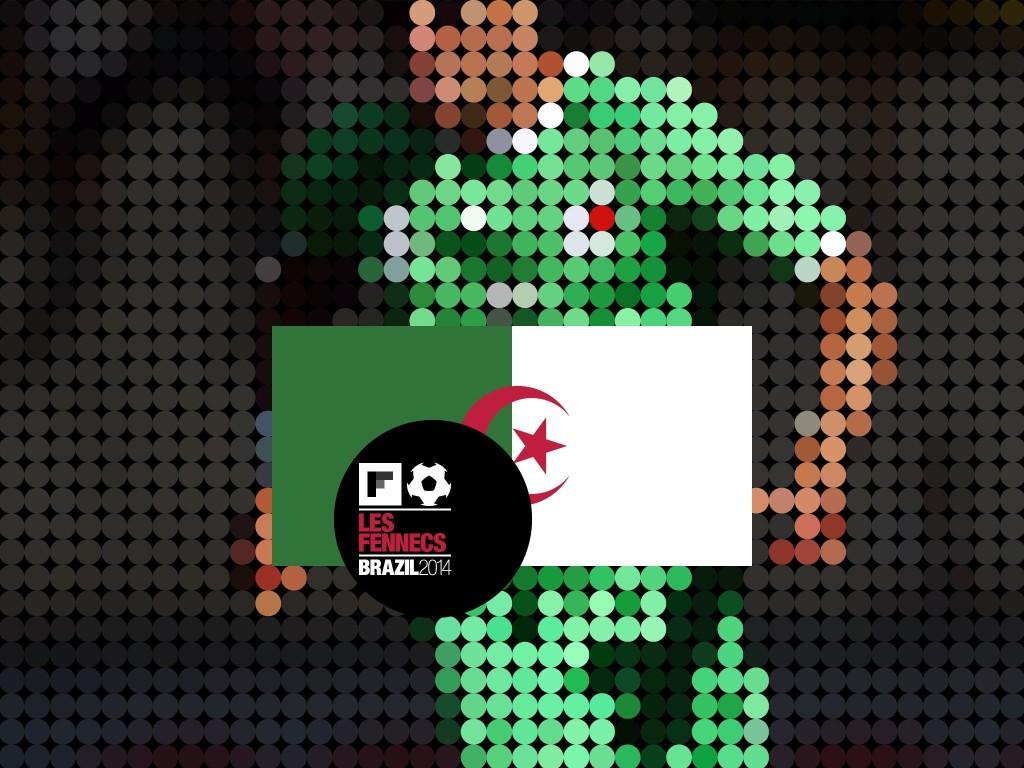 Algeria: World Cup 2014 - Magazine cover