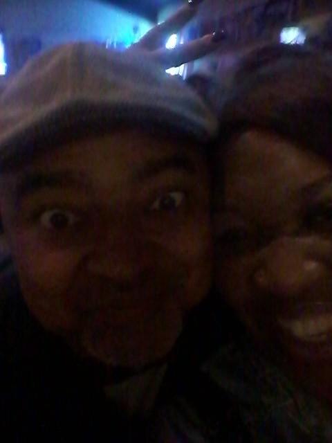 My brother mark king, had fun with him and the FAMILY last night at Tony 's Rona!! :-) :-) :-)