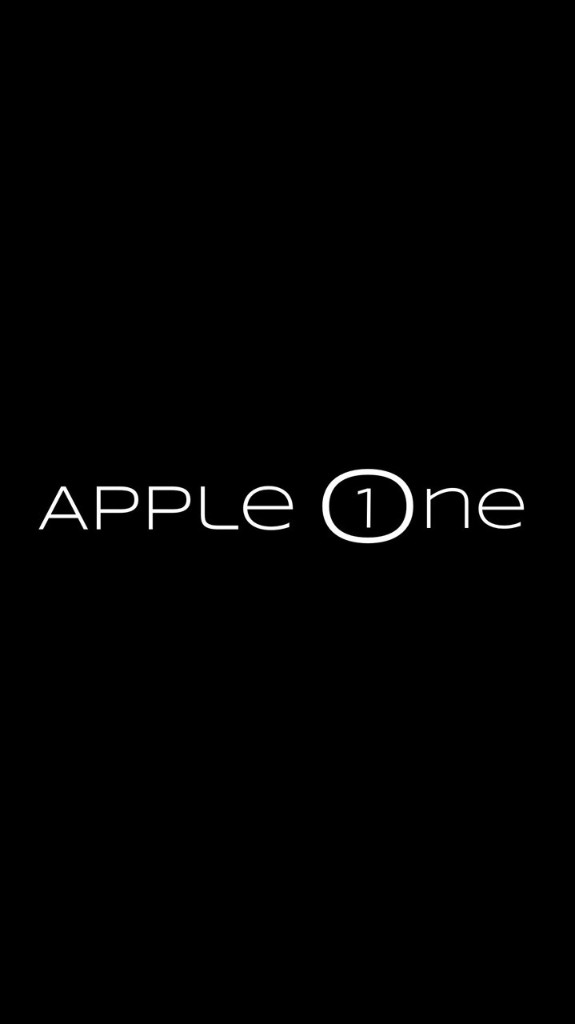 Apple One - Cover