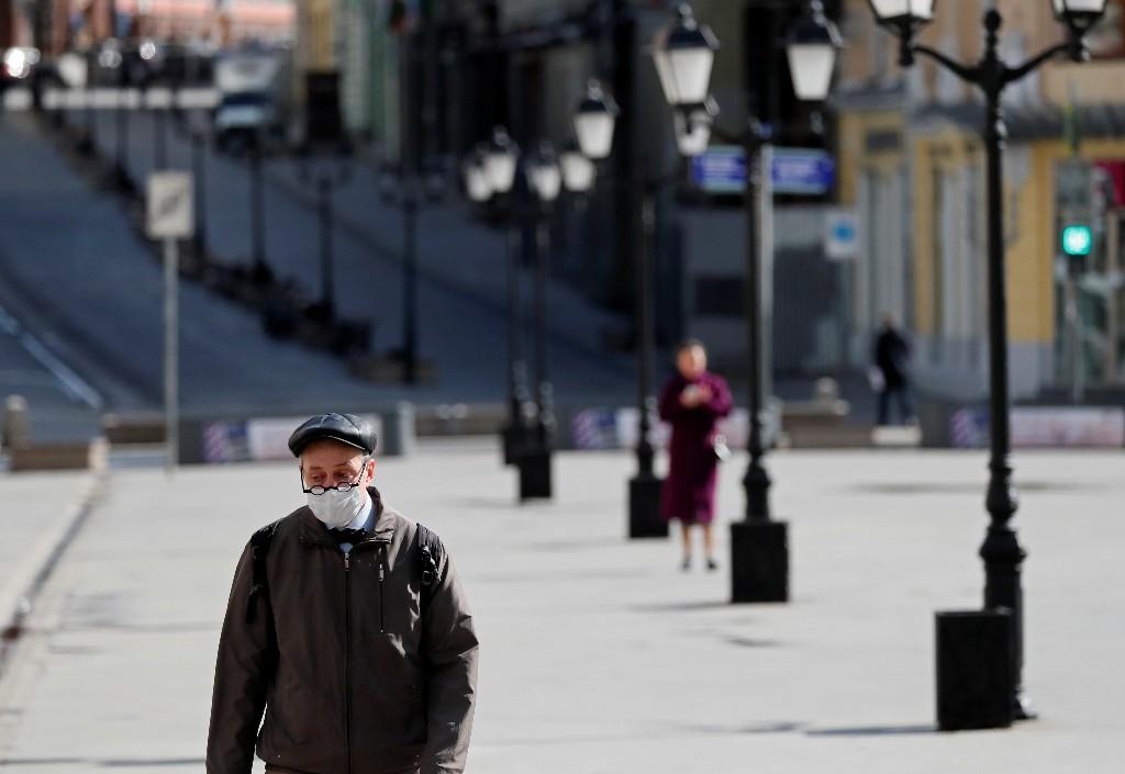 Moscow's coronavirus crisis still in 'foothills' far from peak, warns mayor
