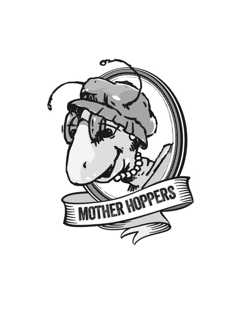 Mother Hopper's  - Magazine cover