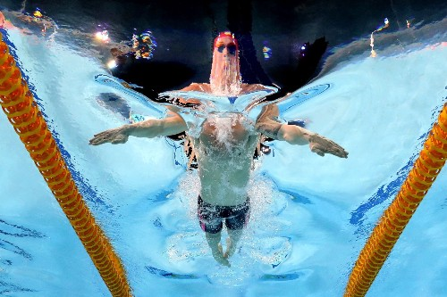 An Artistic Look at the Commonwealth Games in Pictures