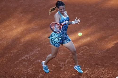 WTA roundup: Rybakina advances to Bucharest semifinals