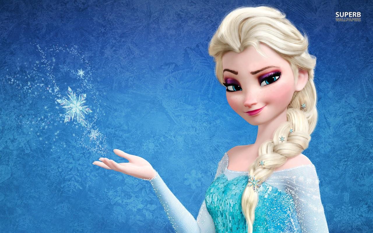 The normal Elsa.....