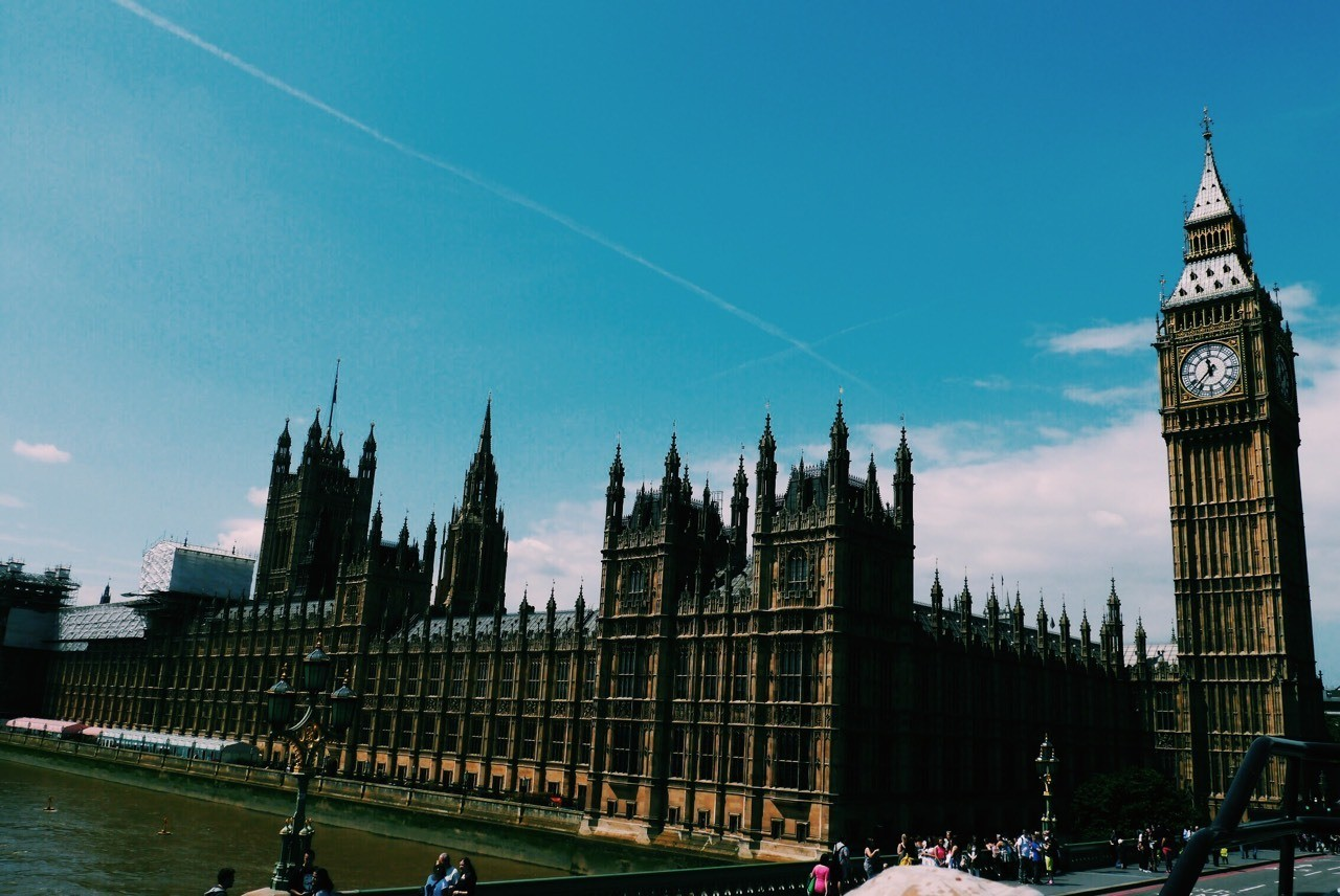Full view   London