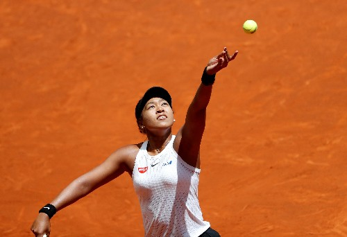 Tennis: Injury-hit Osaka heads to French Open after 'rocky' clay season