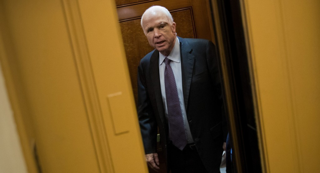 How McCain tanked Obamacare repeal