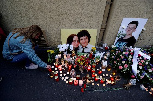 Suspects in Slovak journalist's killing face more charges