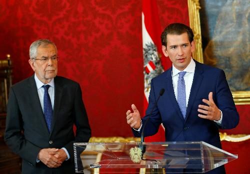 European mainstream politicians see hope in downfall of Austrian far right leader