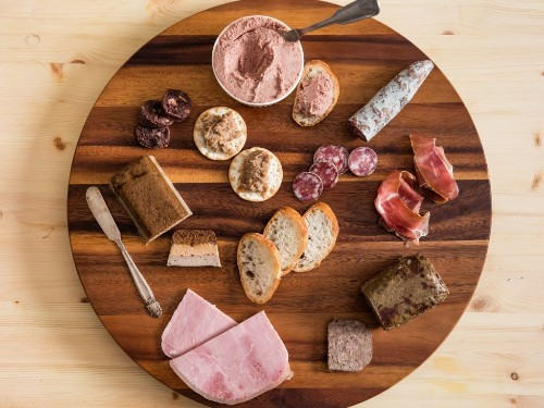 Charcuterie 101: Essential French Cured Meats and More