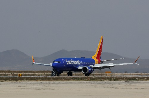 Southwest quarterly profit falls on mounting 737 MAX costs