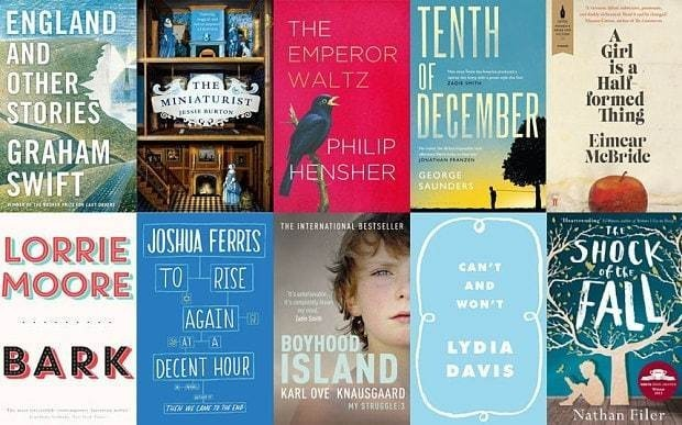 Best novels and fiction books of 2014