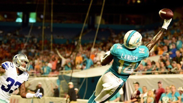 JARVIS LANDRY WITH THE ODELL