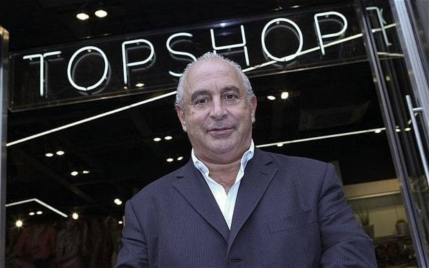 Sir Philip Green offloads BHS for £1