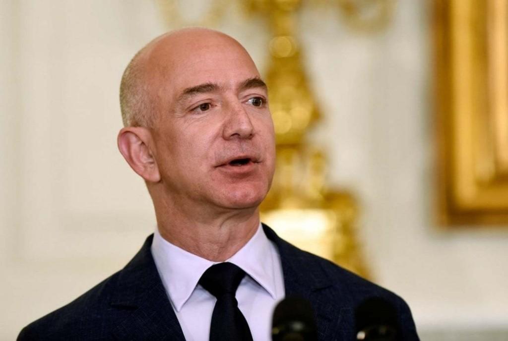 Jeff Bezos donates $33 million to scholarship fund for 'dreamers'