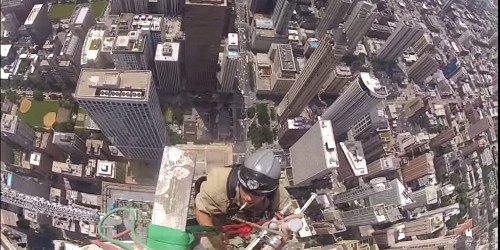 Canadian Ironworkers