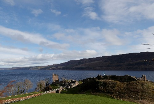 Loch Ness monster might just be a giant eel, say scientists