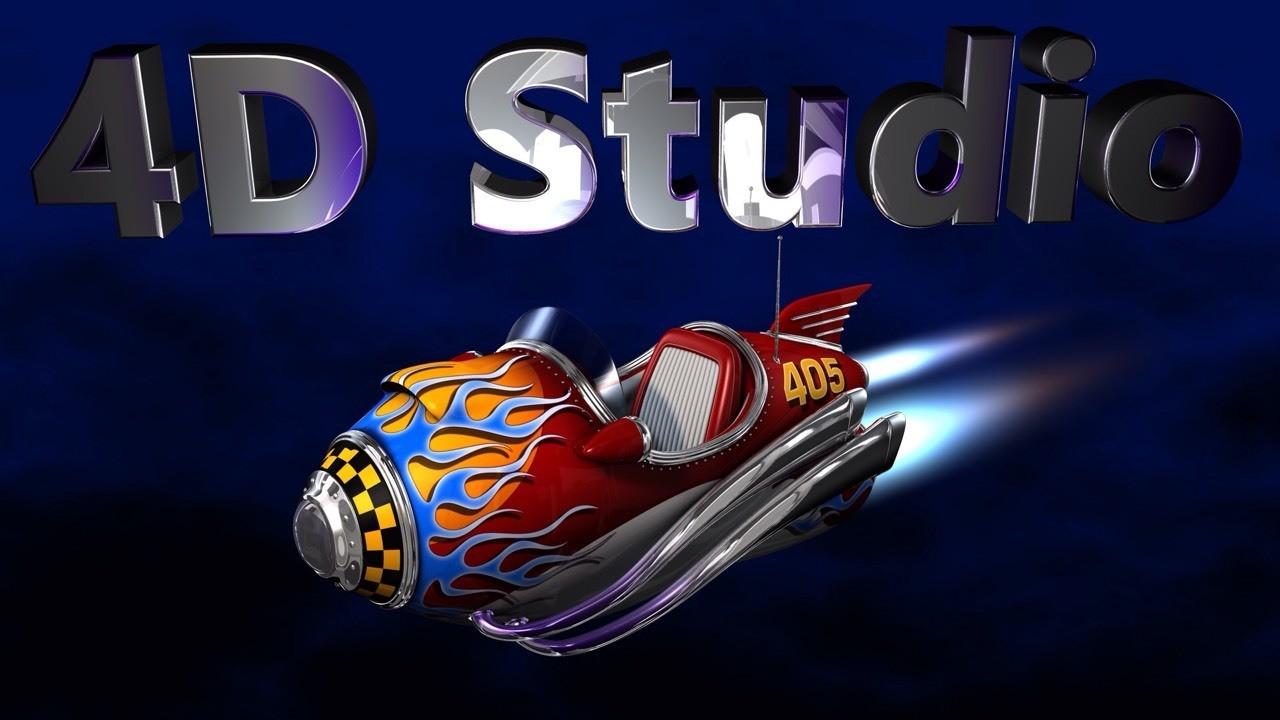 SpaceShip 4D Studio