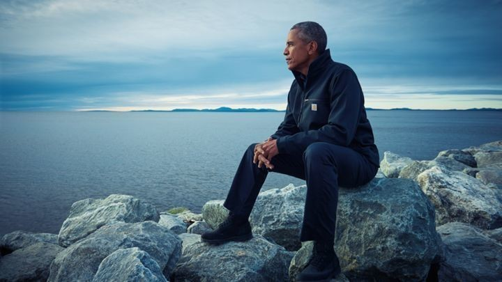 Obama Takes on Climate Change