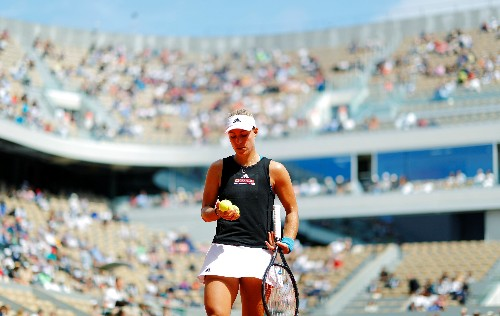 Tennis: No surprise as Kerber shown the exit in first round