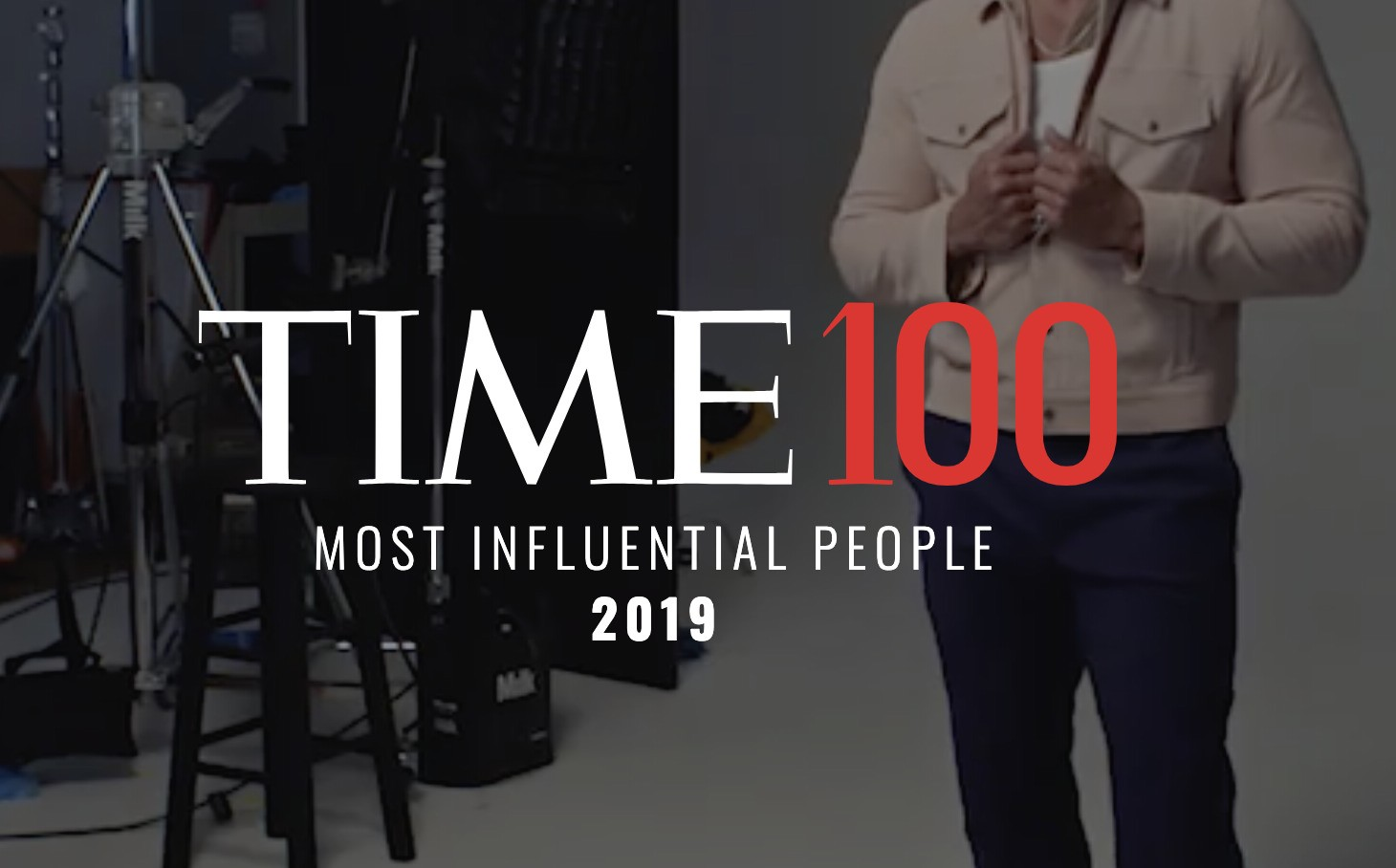 The 100 Most Influential People of 2019