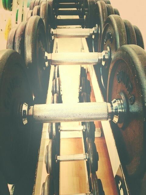 en el gym