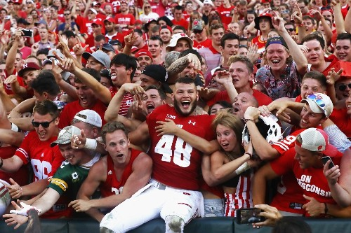 College Football Week 1 in Pictures