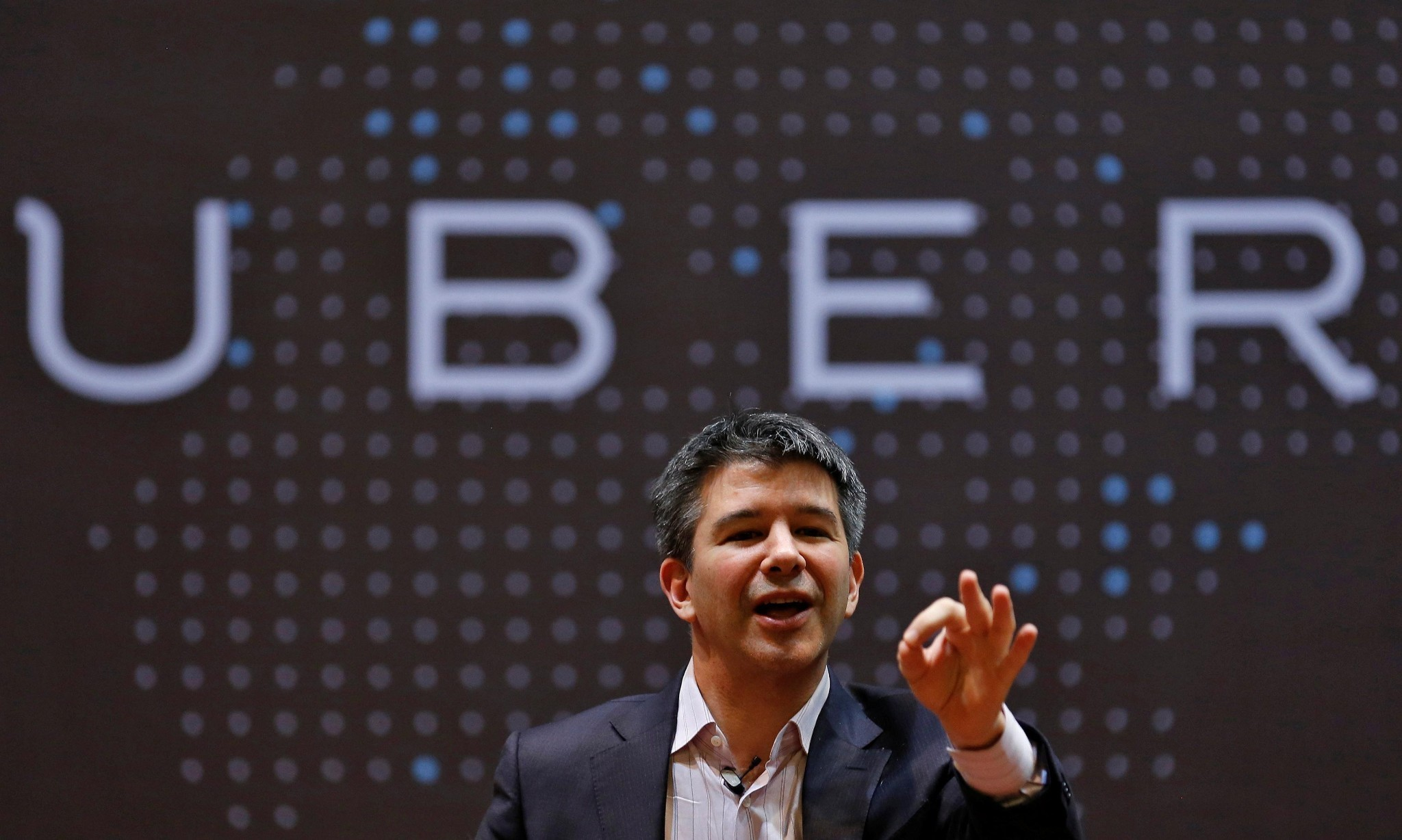 Uber executives defend embattled CEO in latest damage-control effort