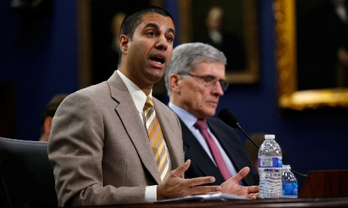 Ajit Pai: the man who could destroy the open internet