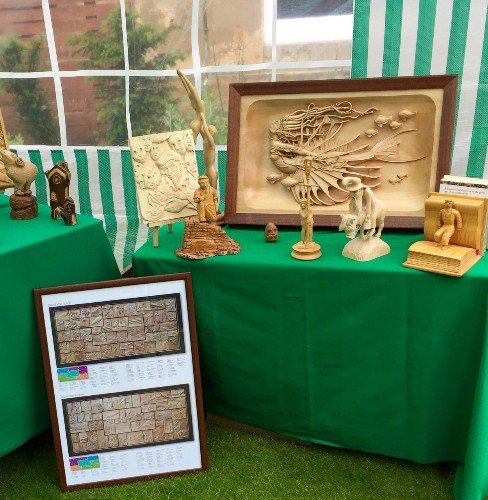 Bowcliffe Hall exhibition