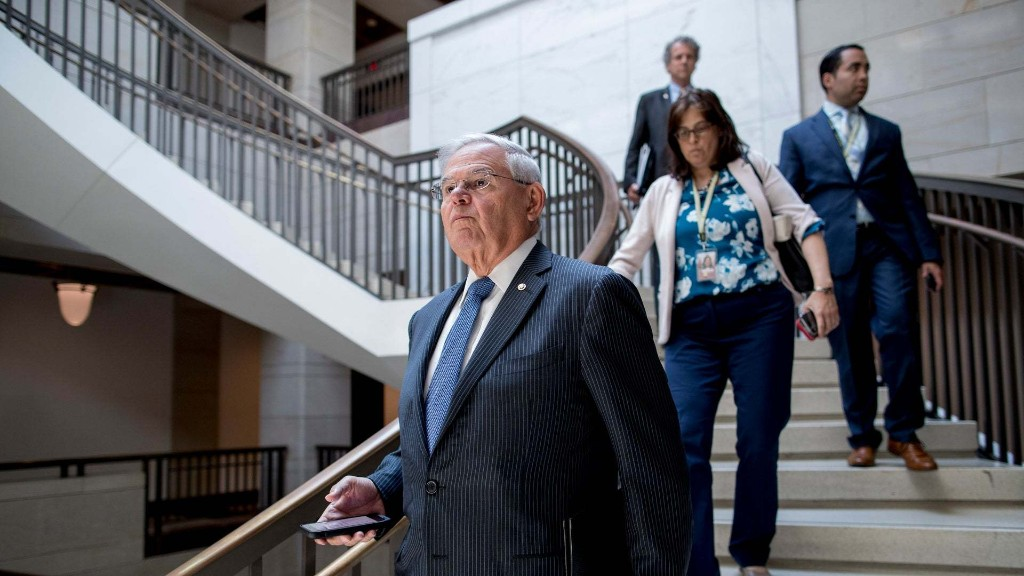 Sen. Bob Menendez Calls Chaotic Debate a 'National Embarrassment'
