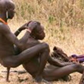 They just living their on way of life_ nomads of Karamoja