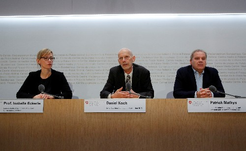 Swiss seek access to EU early-warning system as coronavirus spreads