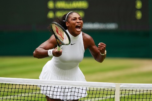Serena Wins Wimbledon, Her 22nd Grand Slam Title: Pictures