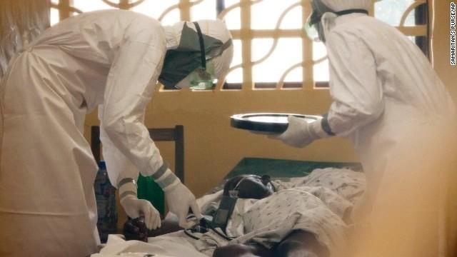 Ebola doctor in Sierra Leone dies