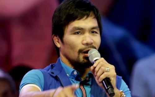 Nike Drops Manny Pacquiao