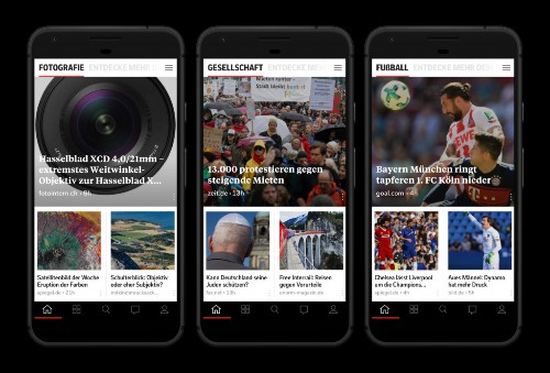 Flipboard Introduces New German Edition With Deep Personalization Powered By Machine Learning Topic Analysis