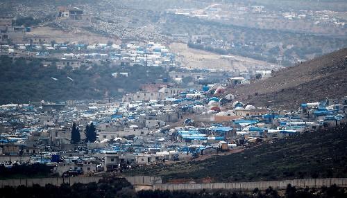 Beobachter - Syrische Regierungstruppen nehmen Teil von Idlib ein
