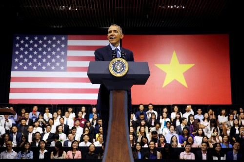 Obama to Asians worried about U.S. election: It's going to be OK