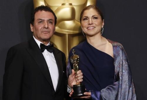 الخارجية الأمريكية تنشر ثم تحذف تهنئة بفوز مخرج إيراني بالأوسكار