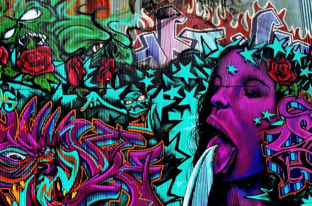 Graffti - cover