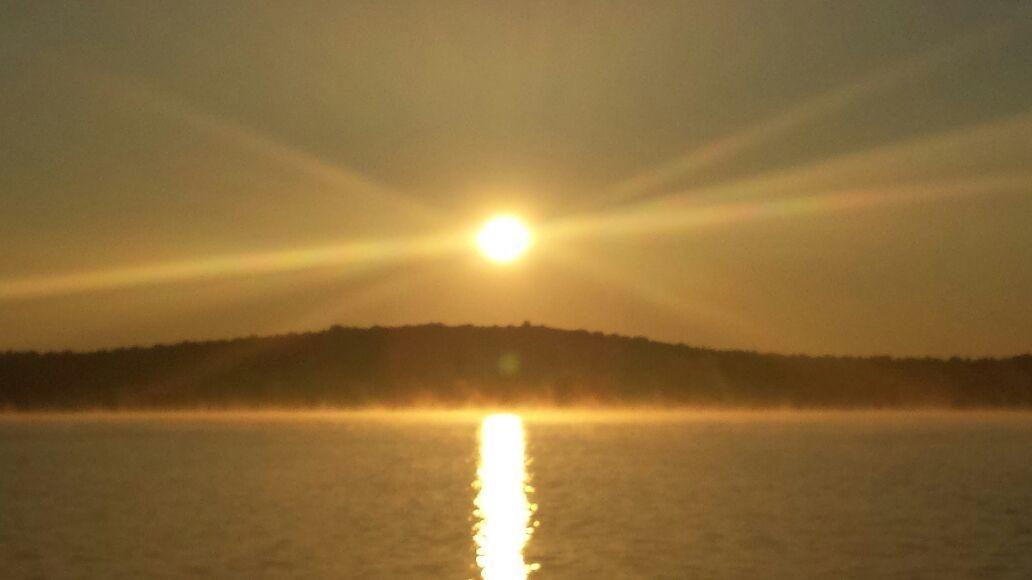 Taken August ..Up north.. sunrise..2013 4mm